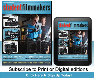 Visit StudentFilmmakers.com