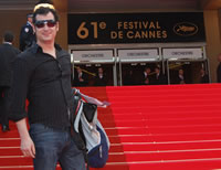 Ian Fischer at Cannes