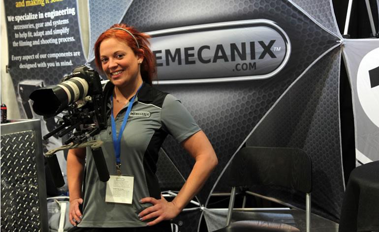 Post NAB2014 Newsbytes | Industry Professionals Speak - Eric Auclair of Cinemecanix