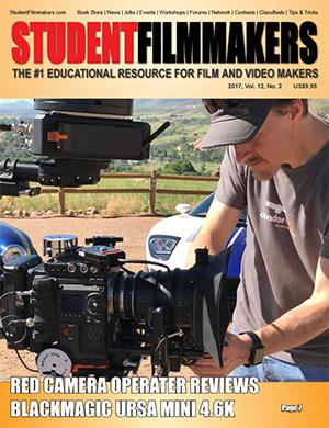 StudentFilmmakers Magazine, September 2017 Edition - Digital version