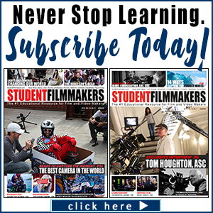 StudentFilmmakers Magazine