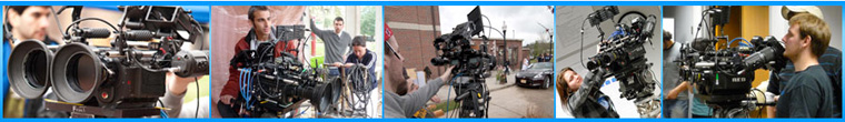 2-Day 3D Cinematography Workshop with RED Cameras
