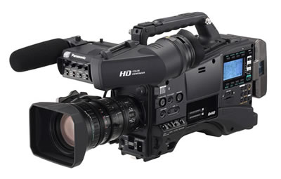 AG-HPX600 P2 HD shoulder-mount camcorder