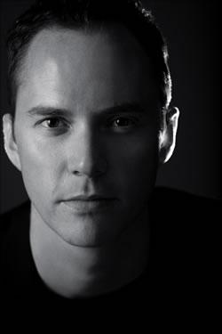 New Zealand-born composer Mark Petrie