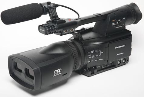panasonic full hd 3d camcorder ag 3da1 overview. Black Bedroom Furniture Sets. Home Design Ideas