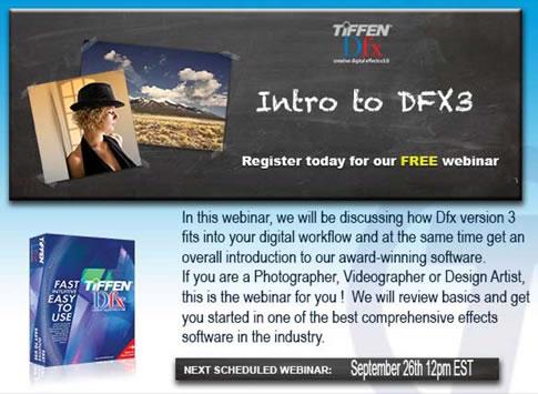 Tiffen: Intro to Dfx