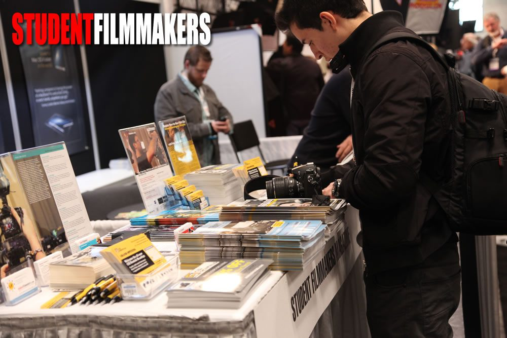 Visit Booth 1265 at NYC PhotoPlus Expo - StudentFilmmakers Magazine and HDProGuide Magazine