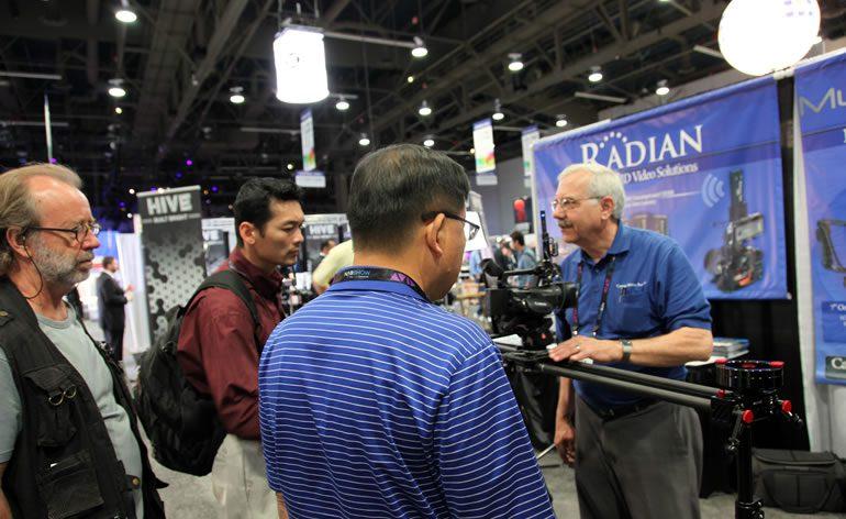 Post NAB2014 Newsbytes   Industry Professionals Speak - Richard Greb of Camera Motion Research