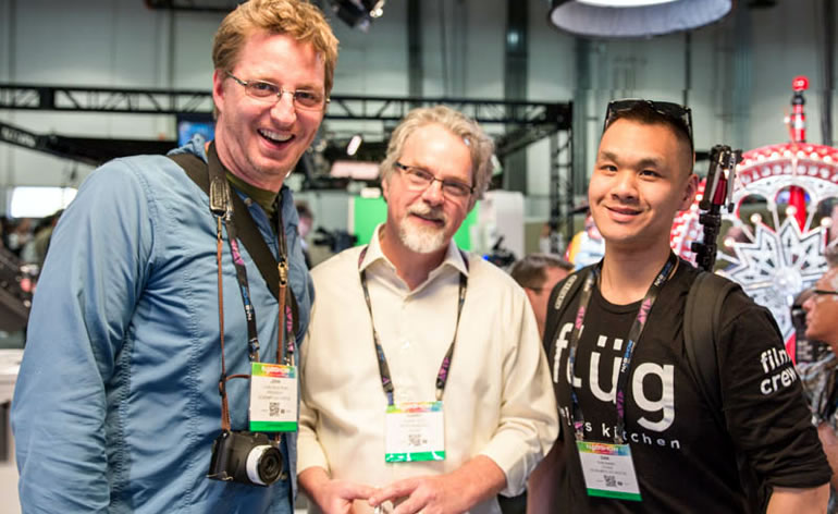 Scheimplug Halloween 2020 Post NAB2014 Newsbytes   Industry Professionals Speak   John