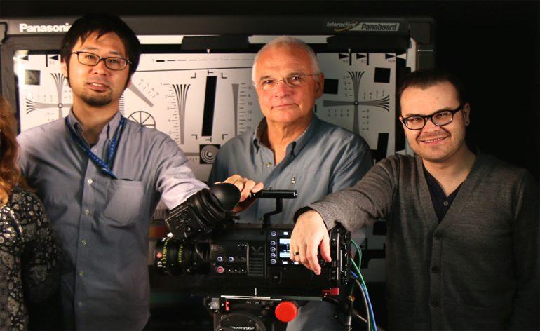 DIRECTOR OF PHOTOGRAPHY THEO VAN DE SANDE, ASC SHOOTS AMAZON AND CBS PILOTS WITH VARICAM 35 4K CAMERA/RECORDER