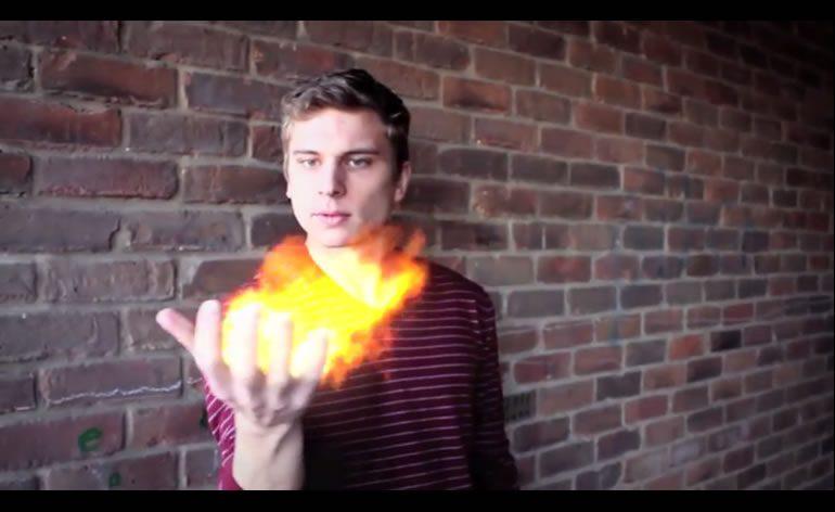 Blender VFX Masking Tutorial: Fire Power