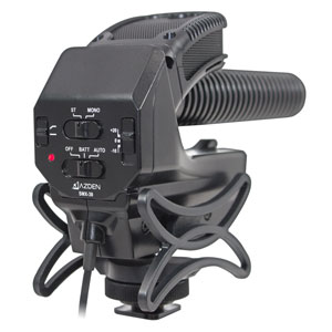 Azden SMX-30 Stereo/Mono Switchable Microphone