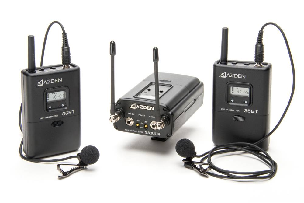 330LT UHF Wireless Microphone