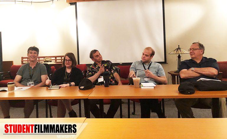 "UFVA 2018 Update | ""Publish Not Perish"" with David Landau, Kim Welch, Katie Gallof, Simon Jacobs, and David Carren"
