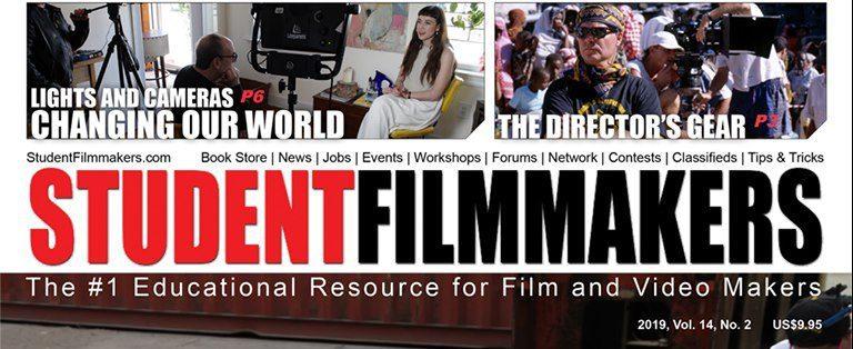 Student Filmmakers magazine