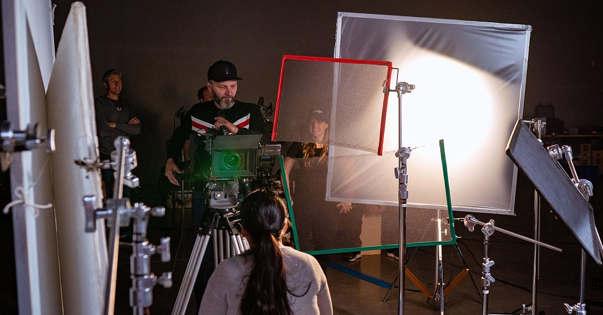 Advance your creative skills at ARRI Academy's hands-on camera classes in Burbank and Brooklyn!