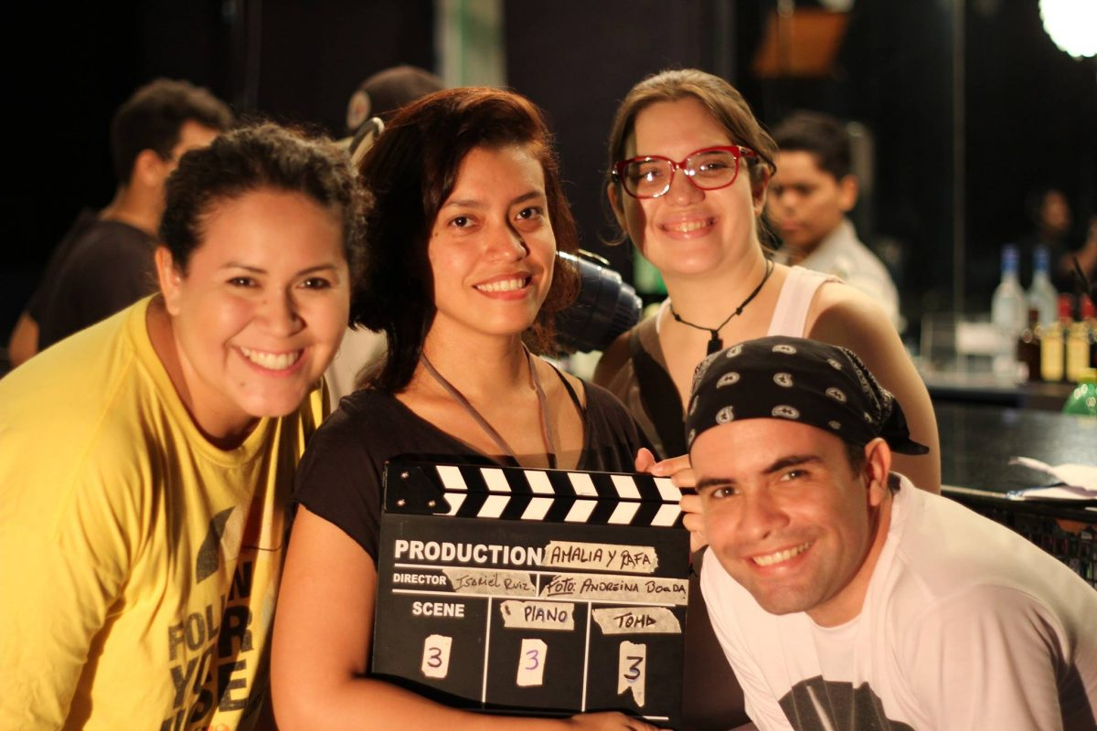 FILMMAKERS GLOBAL NETWORK :: Community Spotlight with Andreina Boada