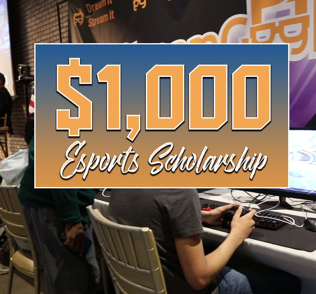 Esports Scholarship from StreamGeeks