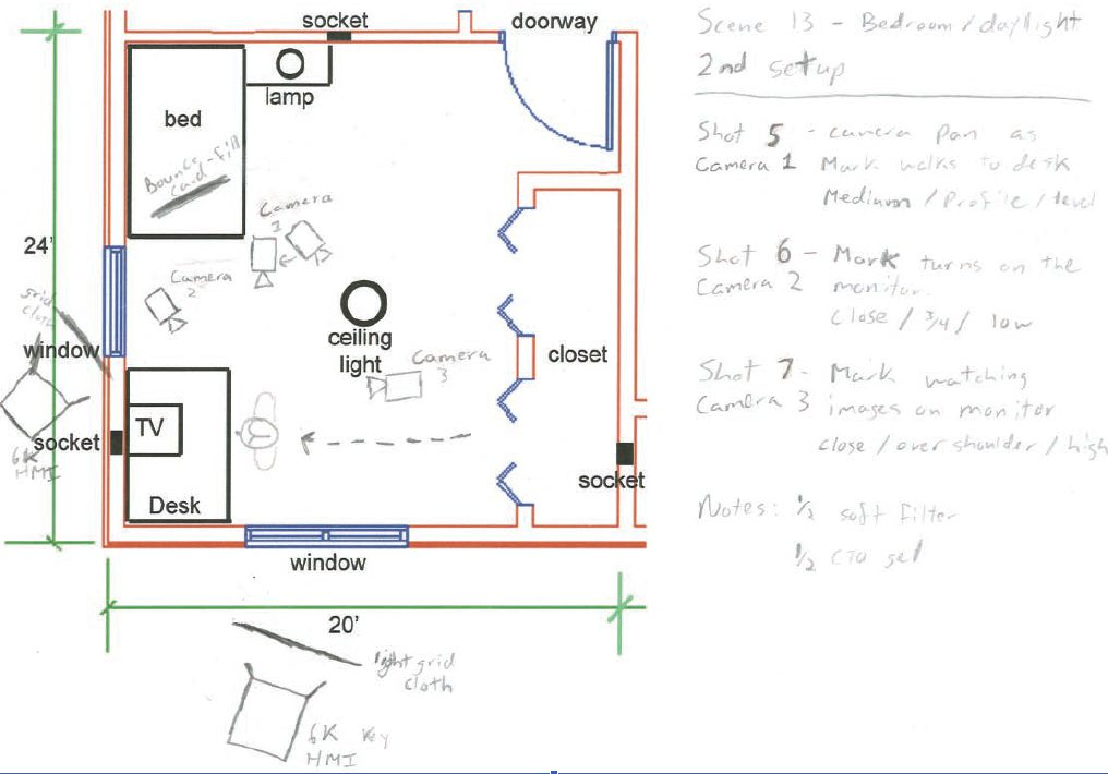 Mapping Your Visual Destination: How to Create a Shooting Blueprint