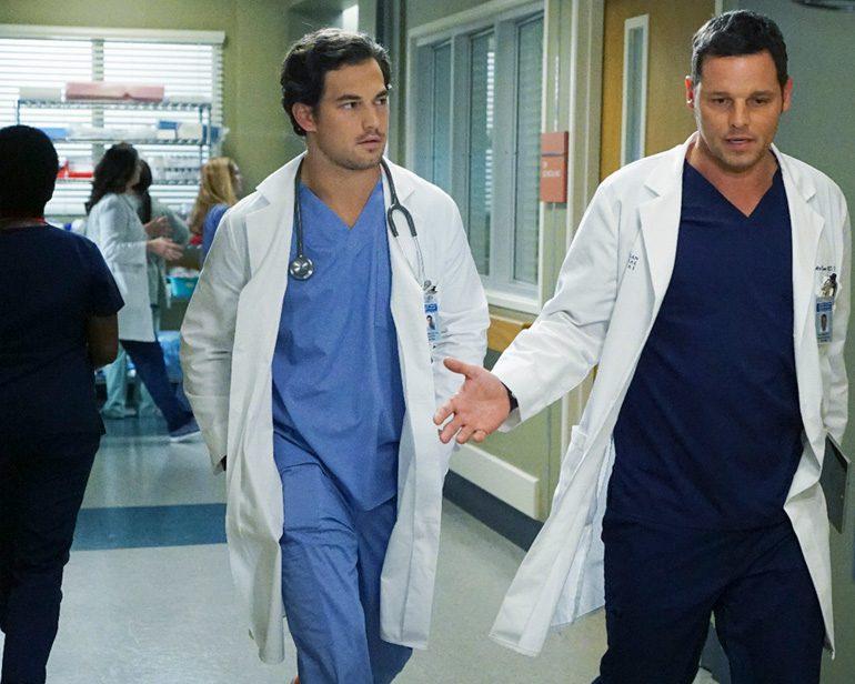 """Grey's Anatomy"" I Choose You"