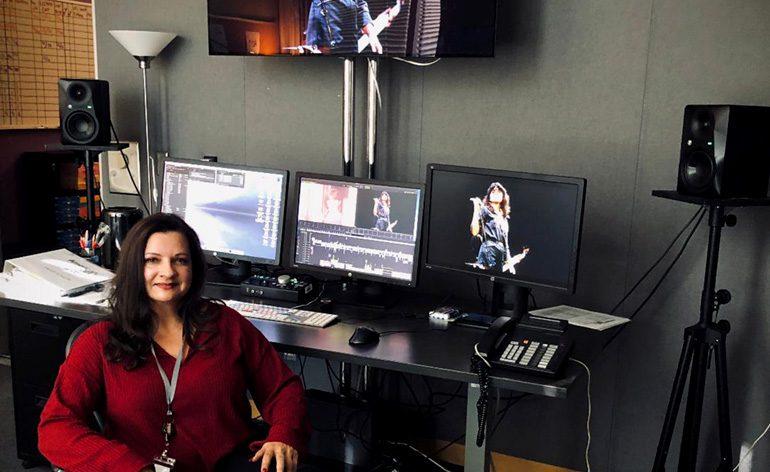 TV and Documentary Editing Insights from Heidi Scharfe, ACE