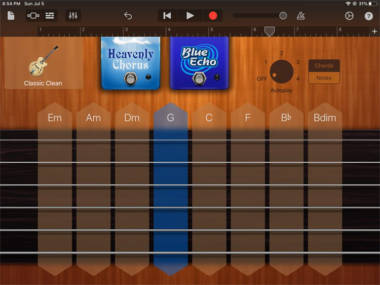 Create Your Soundtrack Using Garage Band on iOS