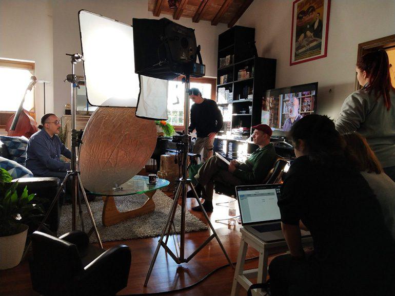 Storyboarding with Giuseppe Cristiano