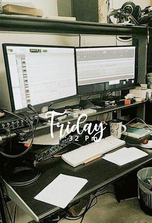 Lauryn Kurniawan workspace