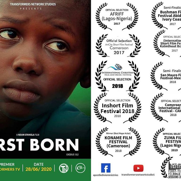 First Born Award Winning Film