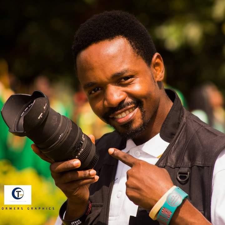 Community Spotlight with Ndum Stanisla