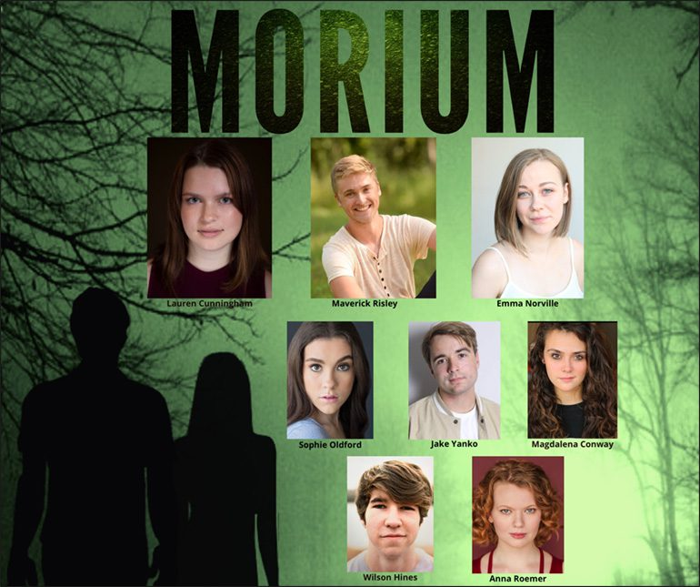 The Morium Trilogy Cast