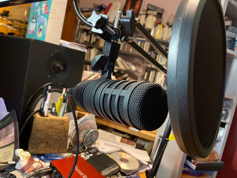 How To Podcast During Covid Times
