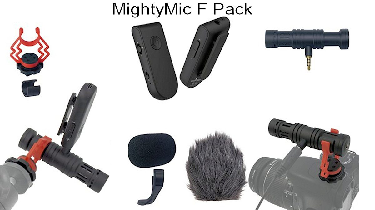 MightyMic F Pack