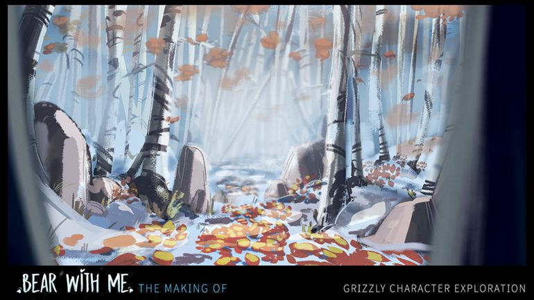 """Grizzly Character Exploration, """"Bear With Me"""""""