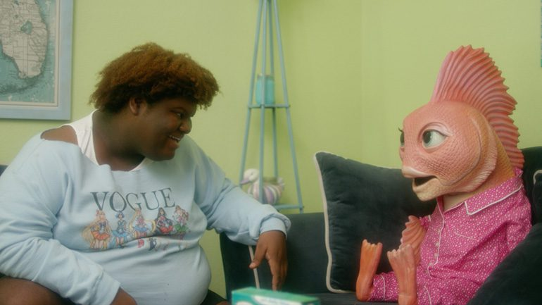 "Kyra Gardner Directs Animatronics and Puppet Magic in Award-Winning Student Film, ""Phoebe"""