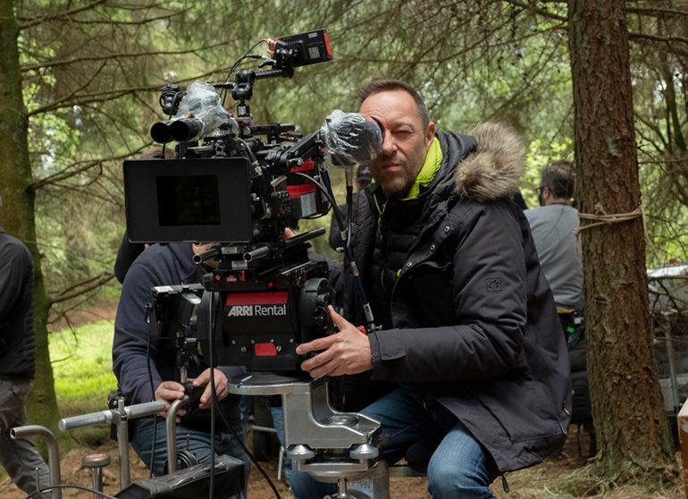 A Conversation with Stijn Van der Veken, ASC, SBC: Leading Your Audience's Eye