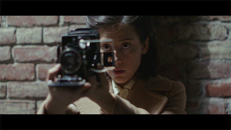 """Scene from movie, """"Under Darkness,"""" directed by Caroline Friend."""
