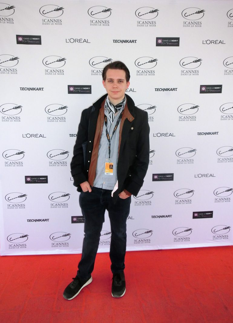 (Pictured above: At the Festival de Cannes 2018.)