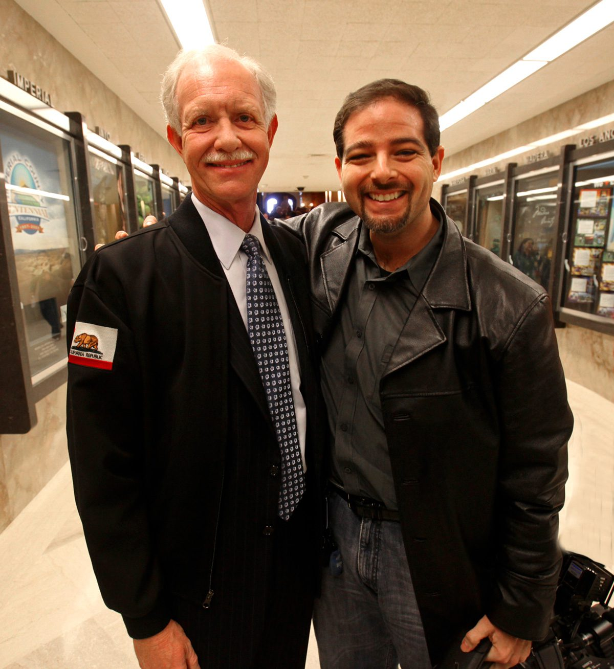 Felix and Sullenberger.