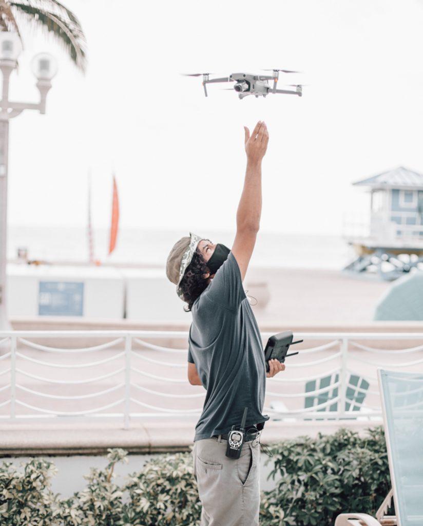 Karim Dakkon Shares Drone Do's and Don'ts