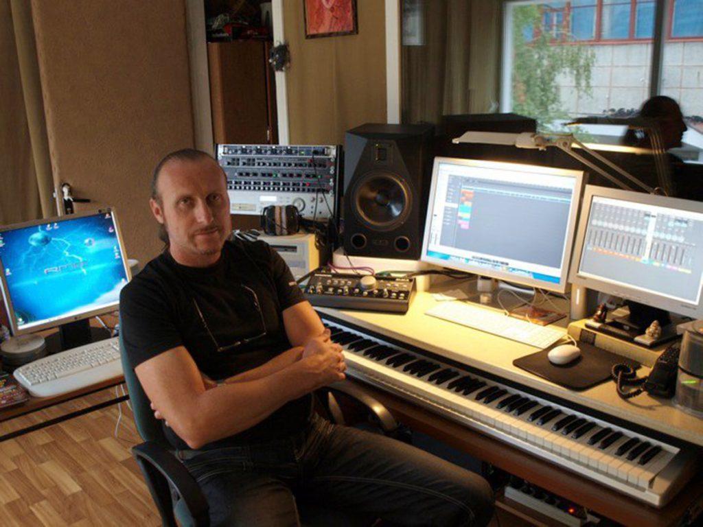 Filmmakers Forums Community Spotlight with Valerii Matvieiev, Composer