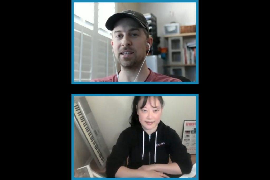 Zoom Q&A Interview with Jared Isham - StudentFilmmakers.com & StudentFilmmakers Magazine