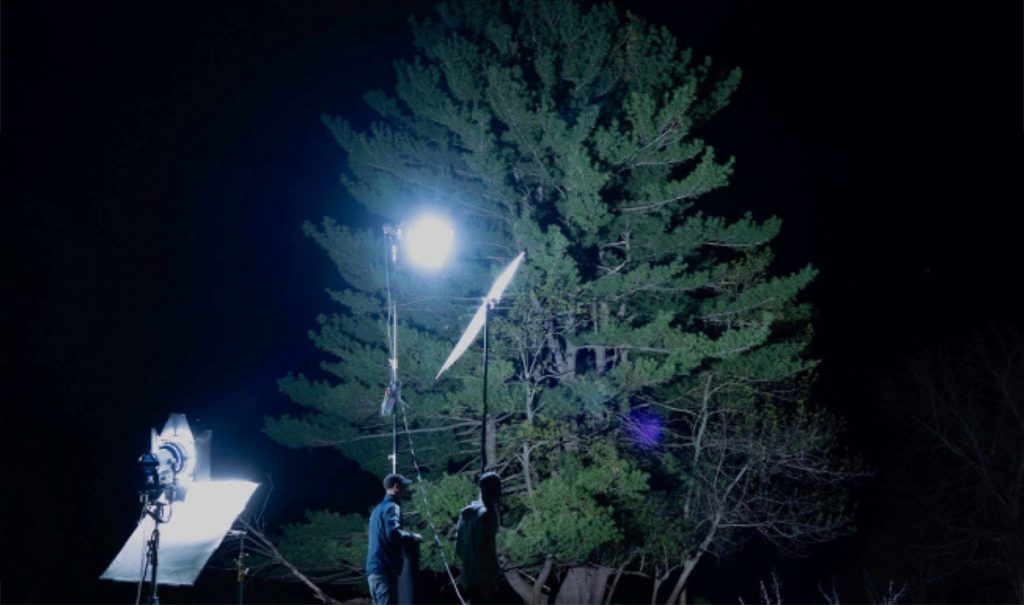 """The Making of the Film, """"Out in the Woods"""""""