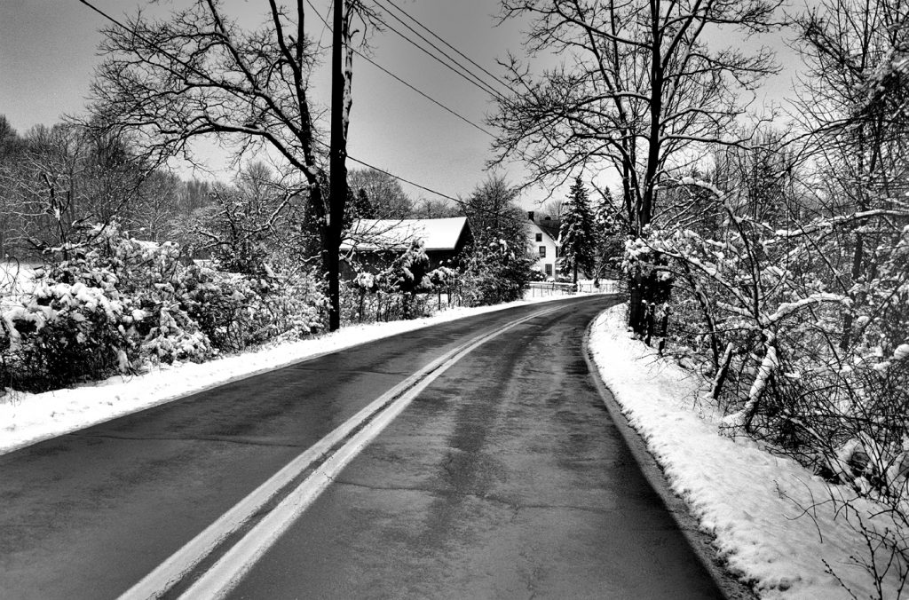 Winter Photo Contest: First Snow - Rockland County, NY