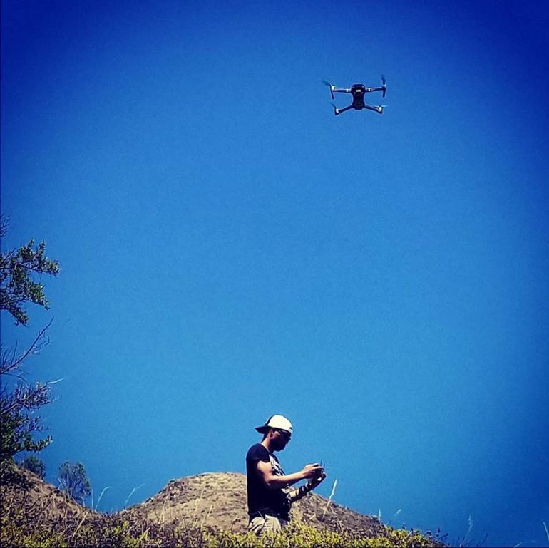 Sean Silas Shares Drone Flying Tips and Best Practices