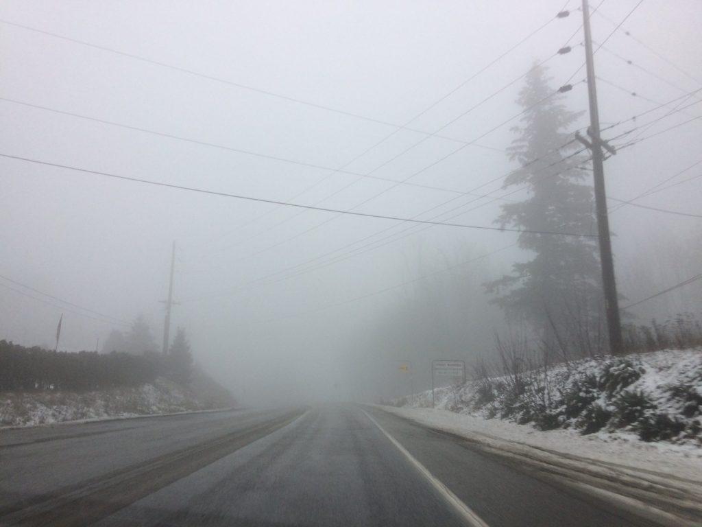Winter Photo Contest - Winter Road