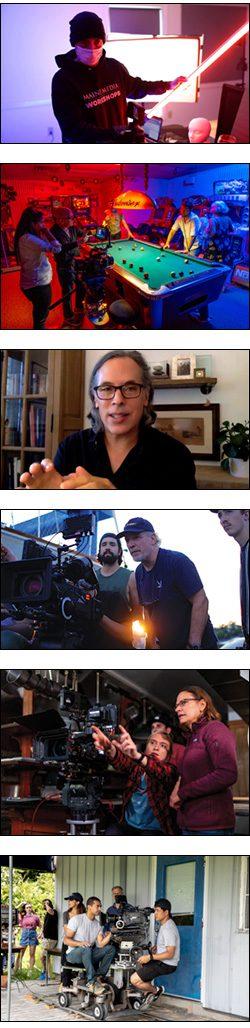 Oscar & Emmy Winners are Teachers and Alums at Maine Media