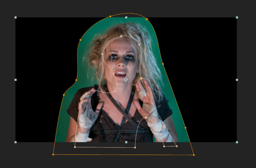 VFX Compositing. Tricks for Working with Troubled Green Screen.