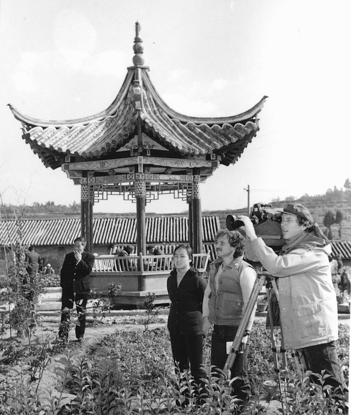 """""""Children of Soong Ching Ling"""", Director Gary Bush, Academy Award nominee 1985. Filming in China, following the footsteps of Madam Sung Ching Ling and her dedication to child welfare."""