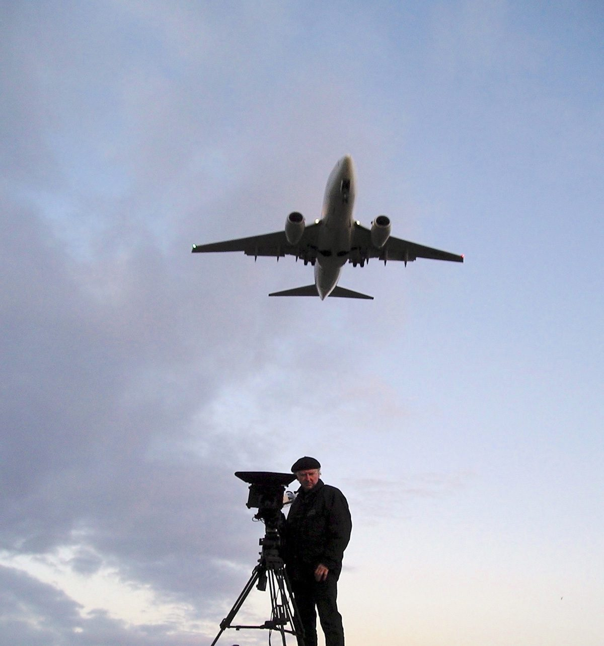 """""""Air India 182"""", Directed by Sturla Gunnarsson, CBC. Tony Westman, DoP."""